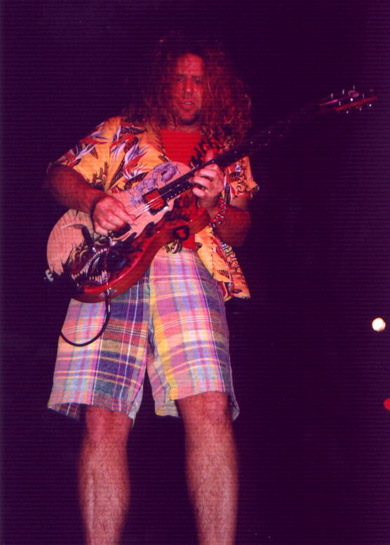 sammy hagar the red rocker mas tequila tour 1999. Black Bedroom Furniture Sets. Home Design Ideas